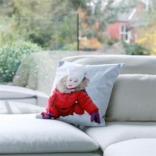 Christmas personalised cushion