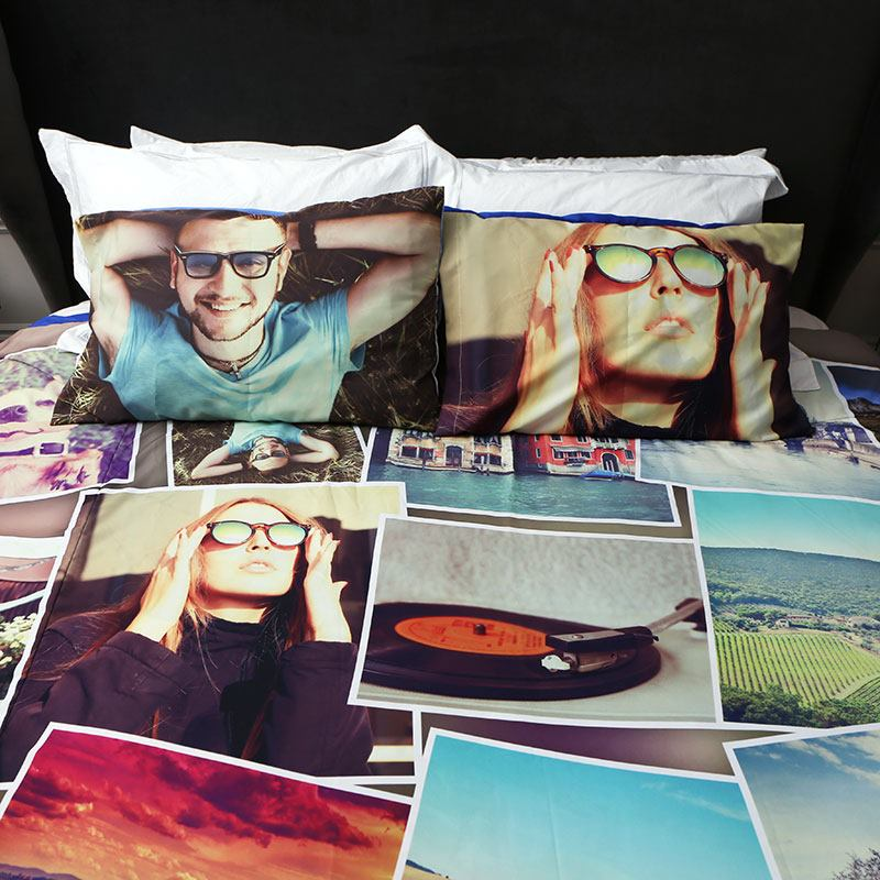 photo collage pillow case make your own pillow case collage