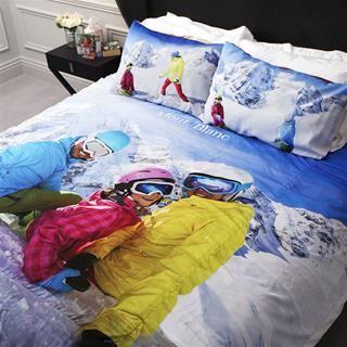 printed duvet covers