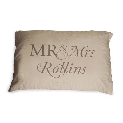 wedding gift pillowcases