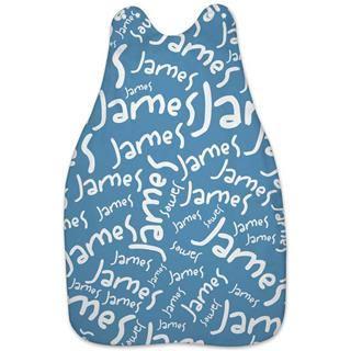 personalised baby name sleeping bag