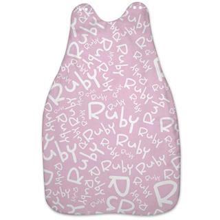 personalisierter schlafsack für babies