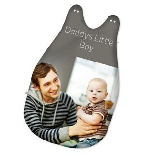personalised baby sleeping bag