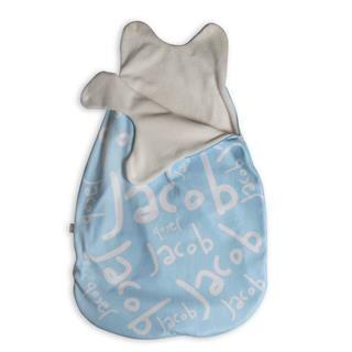 Namen auf Babyschlafsack drucken