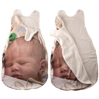 photo baby sleeping bag