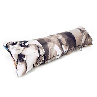 cuscino lungo personalizzato regalo originale coppia