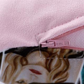 Housse de coussin personnalisée zip
