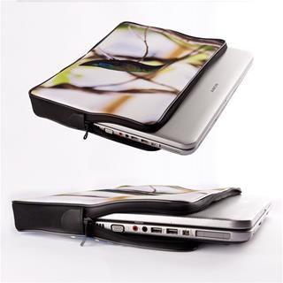 Personalised laptop case details