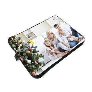family photo laptop case