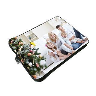 family photo laptop case
