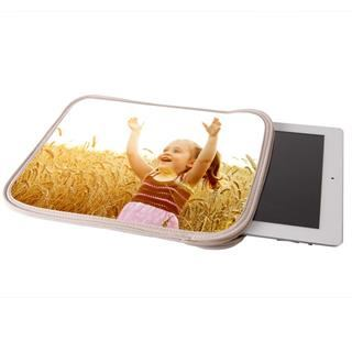 Housse iPad photo enfant