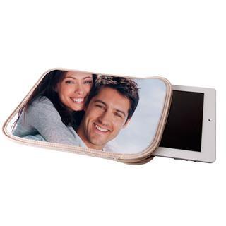 custodia ipad personalizzata foto coppia