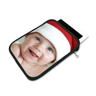 Photo de bébé imprimée sur Housse iPad Air