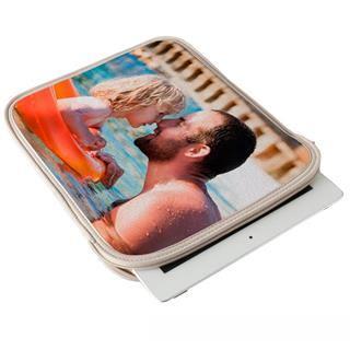 Housse iPad personnalisée photo enfant