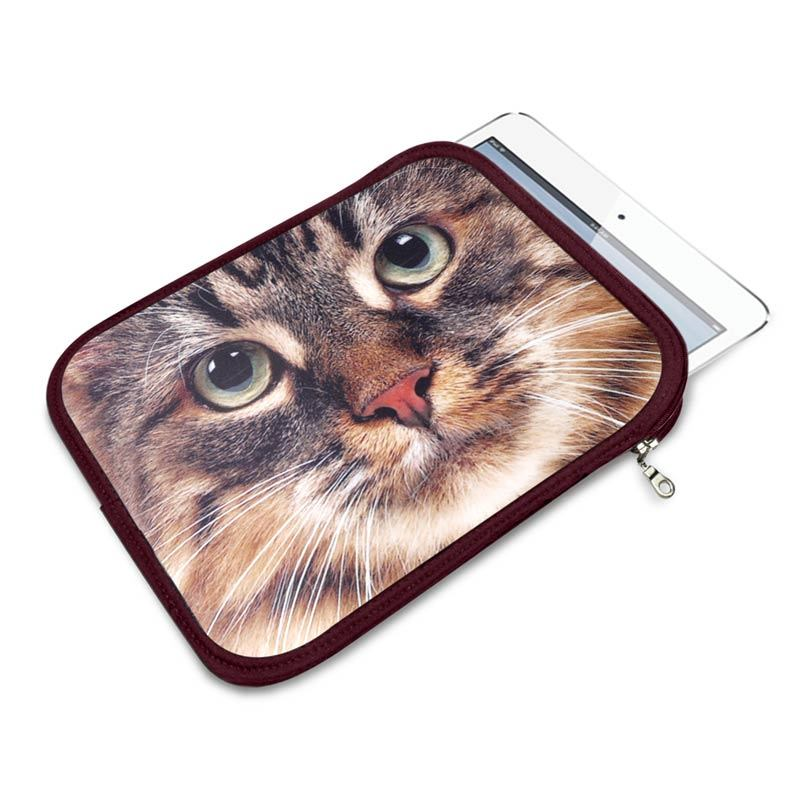 cat photo iPad mini case
