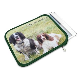 dog theme personalised iPad mini 4 case