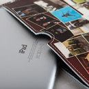 iPad Mini case UK leather details