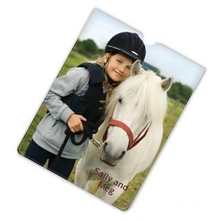 horse photo customised iPad Mini case