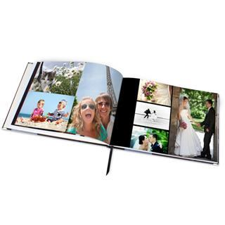 personalised photo book bride
