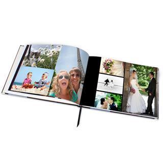 premium wedding photo books UK