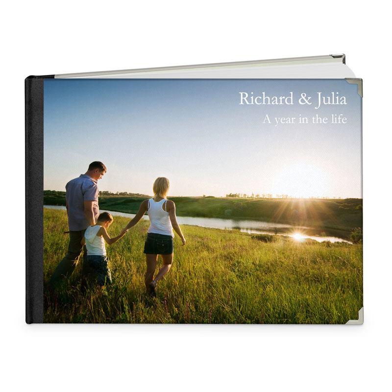 anniversary photo book for partner