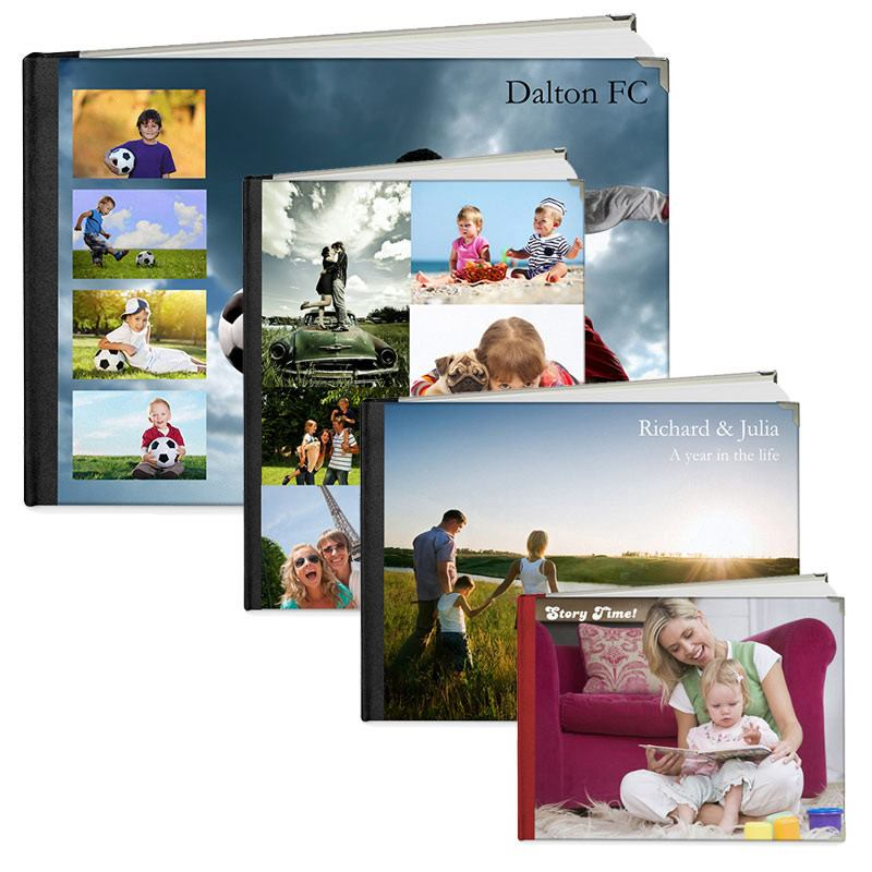 luxury photo books personalised customised books