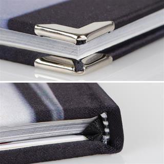 luxury wedding photo books detailing