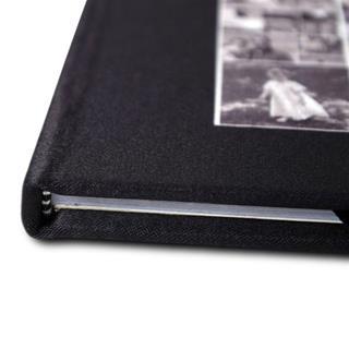 fotolibro personalizzato dettagli copertina