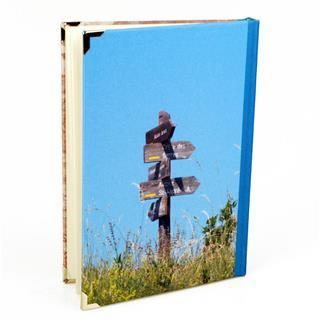 Notizbuch designen