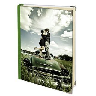 custom diary personalised with cute photo