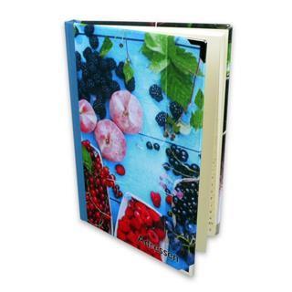 address book photo of fruits
