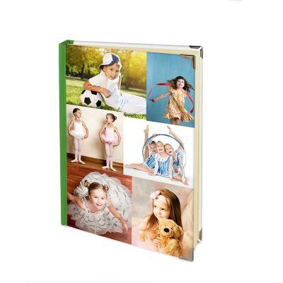 Notizbuch-Collage