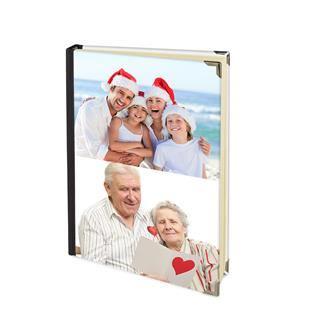 personalised journal christmas