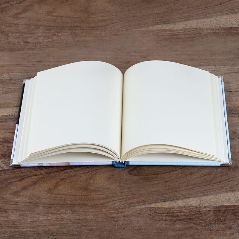 quaderno personalizzato pagine bianche