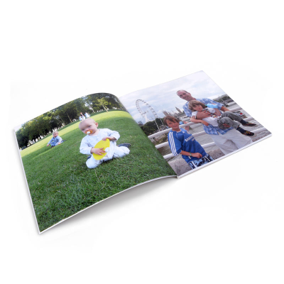 Soft cover photo books next day delivery