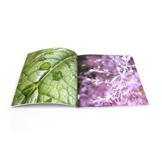 square soft photobook