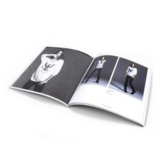 Fashion Book printed Look book