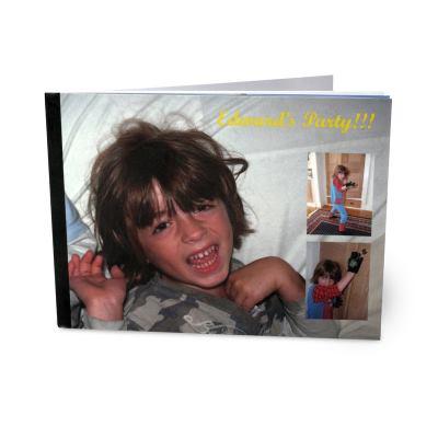 libro de fotos de bebé