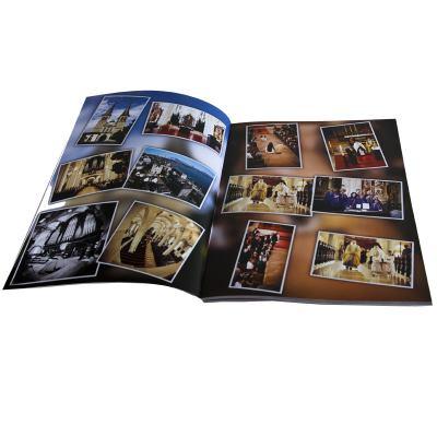 Fotobok med mjukt omslag A4