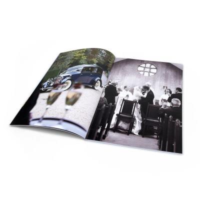 Livre photo souple format A4