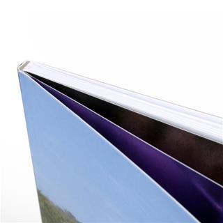 a4 portfolio book binding details
