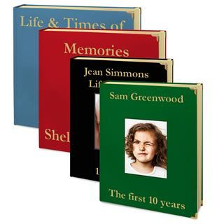 Personalised photo life albums