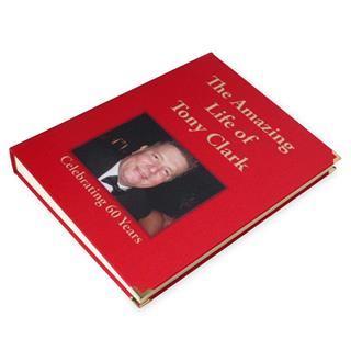 custom life book printing