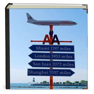 scrapbook cover ideas for travelling