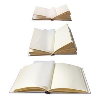 small medium and large scrapbooks sizes