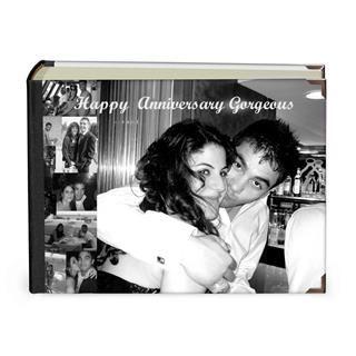 Love scrapbooks for anniversary