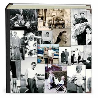 photo collage scrapbooks UK