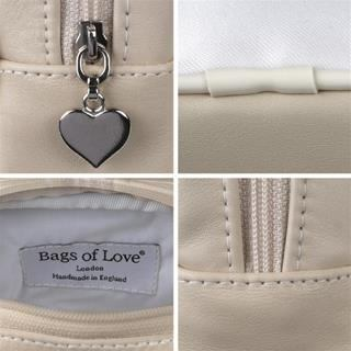 personalised makeup bag details