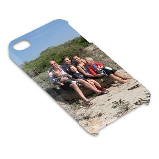 iPhone 4 Hülle bedrucken Urlaubsfoto
