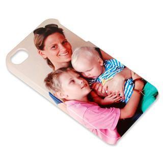 iPhone 4 Hülle selbst gestalten Familienfoto